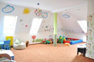 Wnętrze Klubu Malucha SŁONECZKO - Lipków